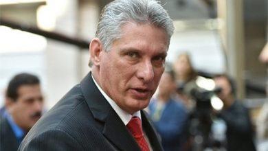"Photo of Cuban President: Iranian Tankers Break US ""Unacceptable"" Blockade on Venezuela"