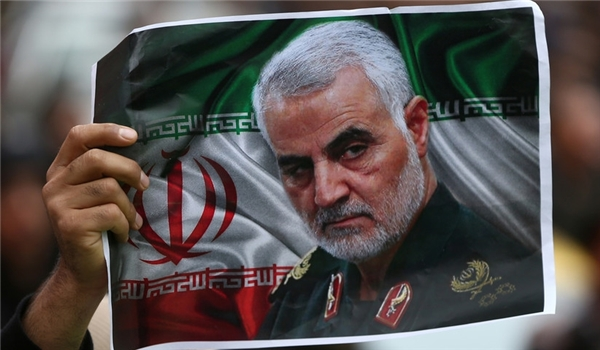 Photo of Al-Jazeera Podcast in Praise of Gen. Qassem Soleimani Receives Wide Acclaim in ME, Infuriates Saudis