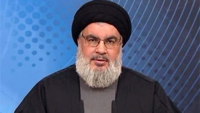 Photo of Nasrallah Vows to Complete General Soleimani's Efforts to Liberate Quds