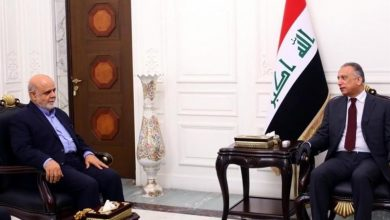 Photo of New Iraqi PM Pledges Cooperation with Iran in Meeting with Envoy