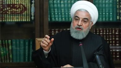 Photo of President Rouhani Vows to Counter US Hostile Act against Iran's Tankers