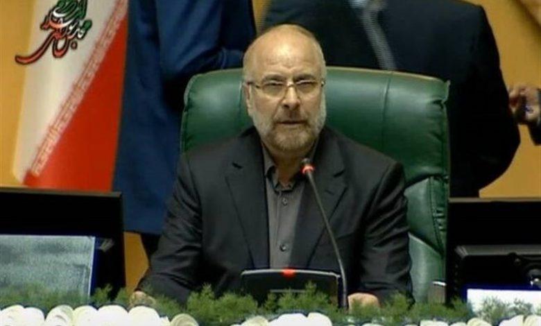 Photo of Iran's New Parliament Speaker Urges Muslim Unity against Zionist israeli Regime