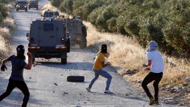Photo of Clashes erupt in occupied West Bank after Israelis kill Palestinian