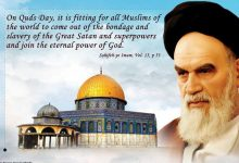 Photo of Iranian Jew MP: Imam Khomeini unified all freedom-seekers against tyrants by forming Intl. Quds Day