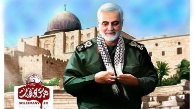 Photo of Soleimani family's statement: Fighting to continue until complete annihilation of Zionist regime