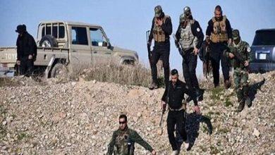 Photo of Hashd al-Sha'abi captures 17 ISIL members in Iraq's Mosul