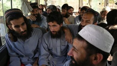 Photo of Afghan government frees 900 Taliban prisoners, urges extension of truce