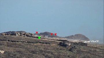 Photo of Yemeni army, Houthis retake strategic positions from pro-Hadi militiamen