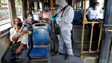 Photo of India's coronavirus infections surpass China, but contagion slowing