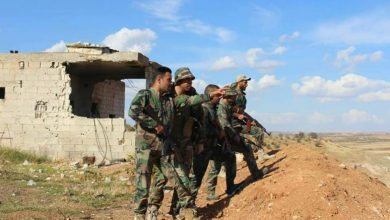 Photo of Syrian Army attacks terrorists front-lines as Idlib front intensifies