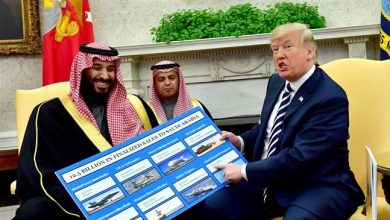 Photo of Trump after another arms sale to Saudi: Menendez