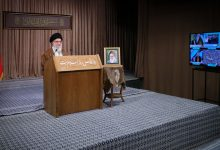 Photo of Leader of Islamic Ummah Imam Sayyed Ali Khamenei: Everyone must assist in holy struggle to liberate Palestine