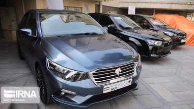 Photo of Iran to begin mass production for first fully homemade car in February 2021