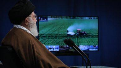 Photo of Imam Sayyed Ali Khamenei: Robust production can fight off sanctions, other economic viruses