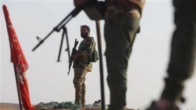 Photo of Terrorist Daeshi attack martyrs 10 Hashd al-Sha'abi forces in Iraq