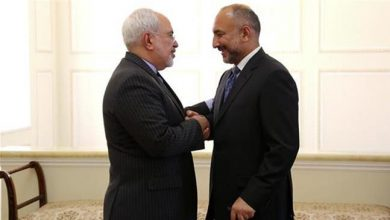 Photo of Iranian, Afghan FMs discuss reports of migrants drowned at border
