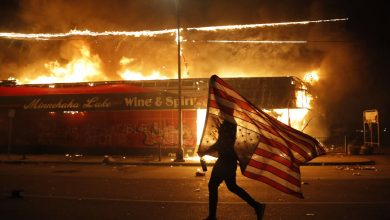 Photo of Racist US Govt. Puts Military Police on Alert to Provide Assistance in Riot-Hit Minneapolis