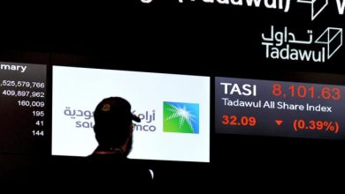 Photo of Saudi Stocks Slumps 6.8% after Finance Minister Vows 'Painful' Measures