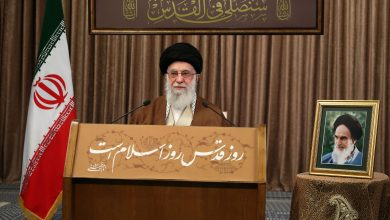 Photo of Leader Imam Khamenei: Everyone must assist in holy struggle to liberate Palestine