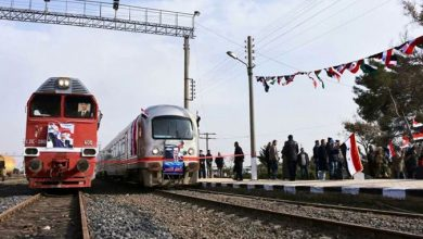 Photo of First train trip between Aleppo and Damascus to be launched soon