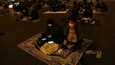 Photo of PHOTOS: Muslims mark last Night of Qadr, praying for coronavirus elimination