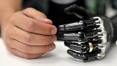 Photo of Iranian Scientists Manufacture Bionic Hand