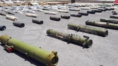 Photo of Syria Army Discovers US-Made Weapons in South