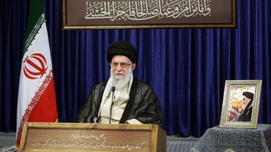 Photo of Kneeling on Necks Part of US Nature, Imam Ayatollah Khamenei Says