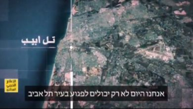 Photo of WATCH: Epic video shows Hezbollah's targets marked for retaliation in occupied lands!
