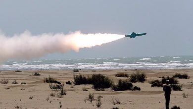 Photo of Iran Navy successfully test-fires new-generation cruise missiles during drills