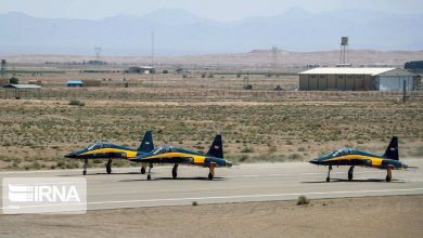 Photo of Iran Air Force gets domestically-made Kowsar fighter jets