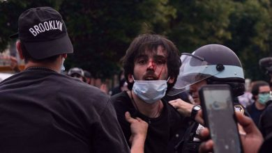 Photo of Arrests at widespread US protests hit 10,000