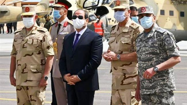 Photo of Egypt warns Turkey, orders army to be ready for intervention in Libya