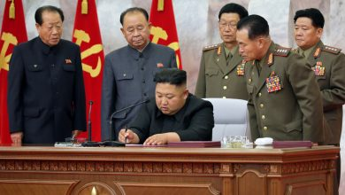 Photo of North Korea vows to bolster military might in face of US threats