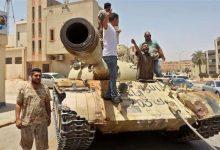 Photo of Libya calls Egypt military threat 'Declaration of war'