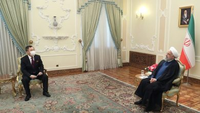 Photo of Rouhani says Iran, North Korea need to stand strong against US as common enemy