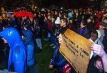 Photo of US anti-Racism Protests Reach New Zealand