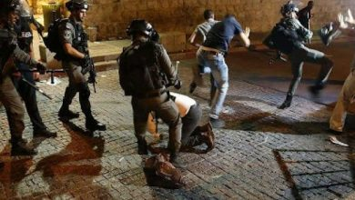 Photo of Zionist Occupation Forces Raid Towns in West Bank, Injuring, Arresting Number of Palestinians