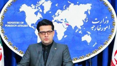 Photo of Spokesman: Iran Not to Let Aggressors' Moves at Borders