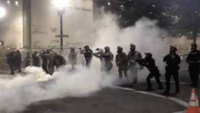 Photo of More Violent Clashes Across US as Cops Fire Tear Gas at Demonstrators