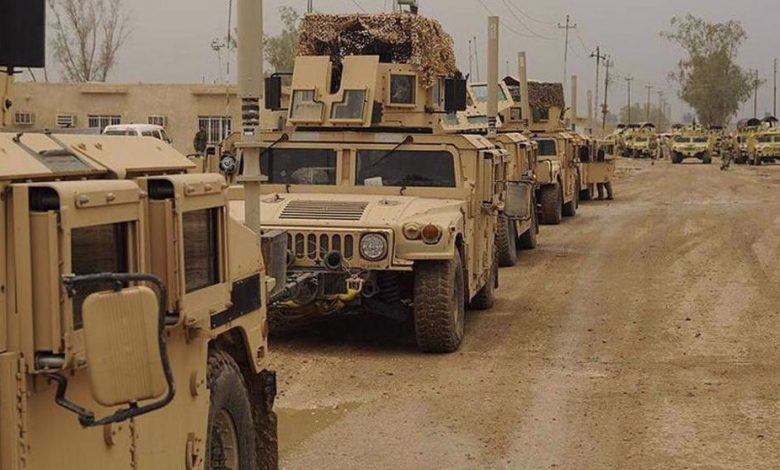 Photo of Explosion targets another US logistic convoy in Iraq: Local media