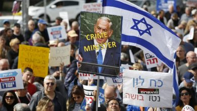 Photo of Thousands in Tel Aviv protest Netanyahu cabinet's 'ineptitude'