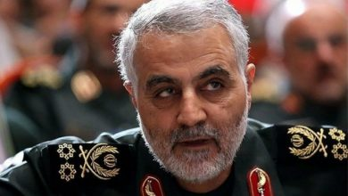 Photo of General Qassem Soleimani was on 'mission of peace' when he was assassinated: Iran