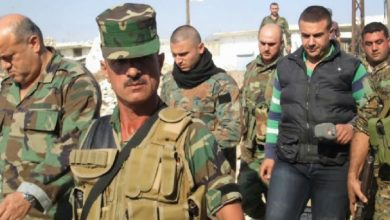 Photo of Syria: General Suheil Al-Hassan makes surprise trip to Raqqa front-lines