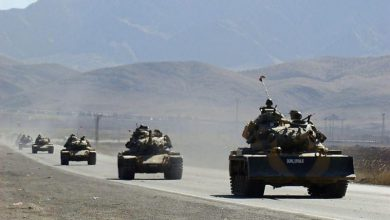 Photo of Large Turkish military convoy enters Idleb amid Syrian Army buildup