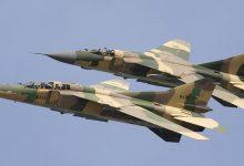 Photo of Libyan Army bombs large airbase as Turkish Defense Minister visits Libya