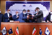 Photo of Iran says to develop oil industry despite sanctions; local firm inks deal