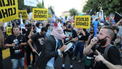 Photo of 'Sick of Corruption': Thousands of Israelis urge Netanyahu to resign