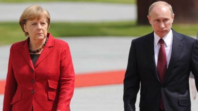 Photo of Putin stresses futility of sanctions pressure against Iran in phone talk with Merkel