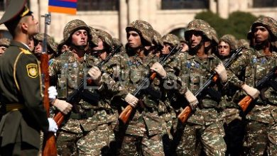 Photo of Armenia warns zionist regime against sending weapons to Azerbaijan